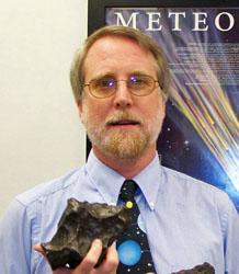 MIT Prof. Richard Binzel