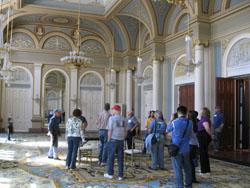 Academy ballroom