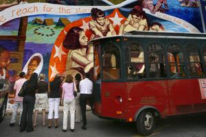 Philadelphia Mural Arts Trolley Tour