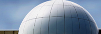 Spitz planetarium dome
