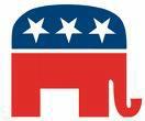 Republican elephant emblem